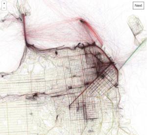 Cartografía escénica_San Francisco