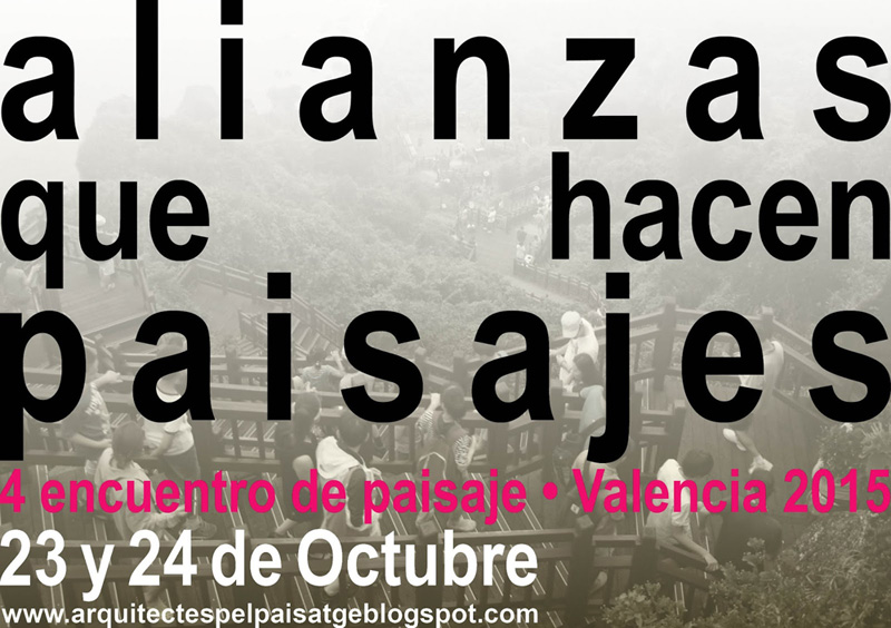 logo+encuentro paisaje valencia 2015